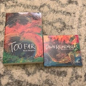NEW Too Far Book